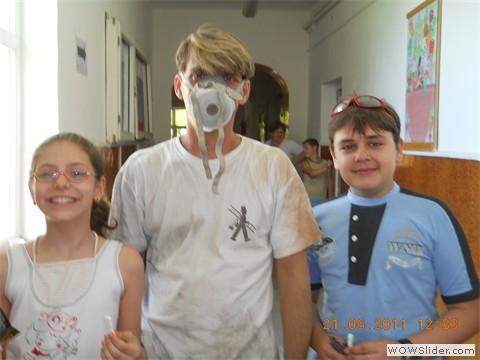 Cosarii in scoli